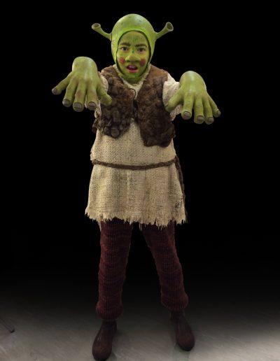 Lilo Baier Shrek Tour